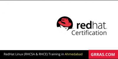 Red Hat Linux (RHCSA & RHCE) Training in Ahmedabad